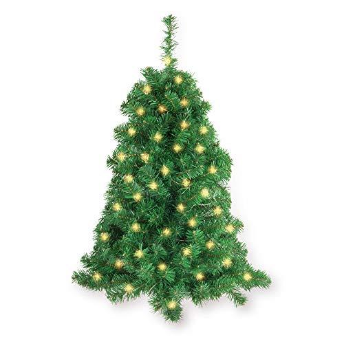 D-Mail Albero di Natale da Parete con luci LED