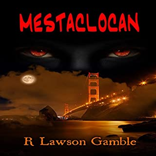 Mestaclocan audiobook cover art