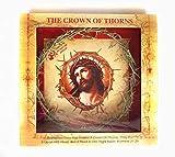 Corona de espinas, de Belén, Jerusalén, Tierra Santa, de aproximadamente 19 cm de diámetro