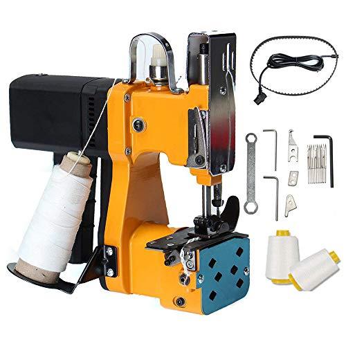 Máquina de sellado de bolsas tejidas eléctrica de mano, Sellador de cierre...