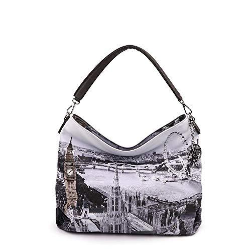 YNOT Hobo Bag London