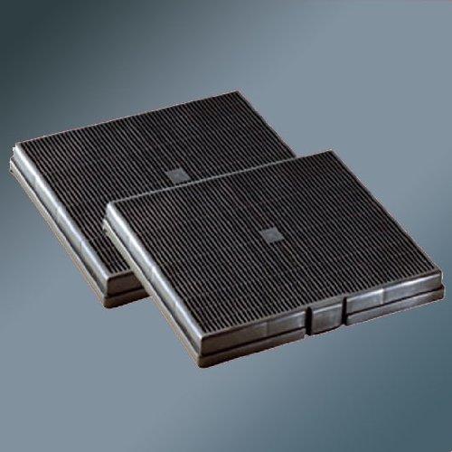 BEST DKF99561 Kohlefilter für Dunstabzugshauben | Set à 2 Stück