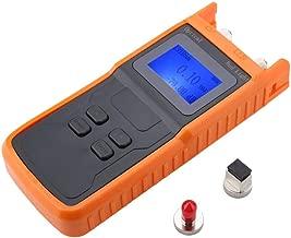 Optical Power Meter, Safe Durable SML-OPS6 Digital LCD Optical Fiber Tester Visual Fault Locator Optical Power Meter for Signal Power Measurement