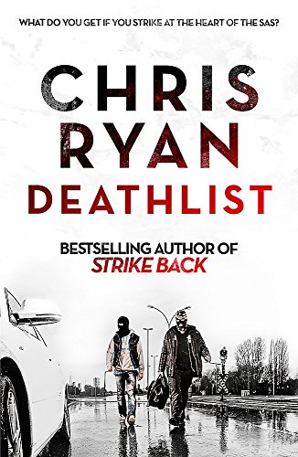 Ryan, C: Deathlist (Strikeback)