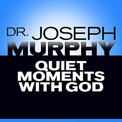 Quiet Moments with God audiobook cover art