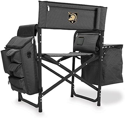 Picnic Time NCAA Army SchwarzKnights tragbar Fusion Stuhl