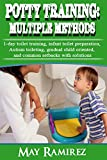Potty Training: Multiple Methods: 1-day toilet training, autism toileting, infant toilet preparation, gradual child oriented, and common setbacks. proven ... to train backed by scientific studies.