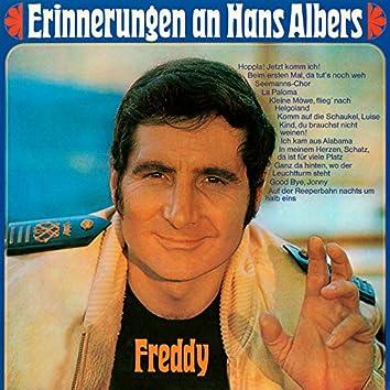 Erinnerungen an Hans Albers