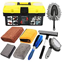 9-Piece Mofeez Car Cleaning Tools Kit