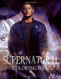 Supernatural Coloring Book: Great Coloring Books for Supernatural Fans Great for All Skill Levels