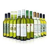 Italian Pinot Grigio and Friends White Wine - 12 Bottles (