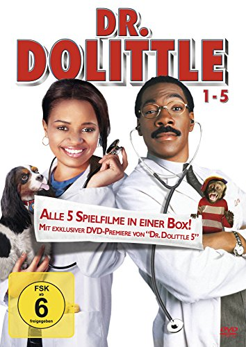 Dr. Dolittle 1-5 [5 DVDs]