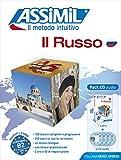 Il russo. Con 4 CD Audio