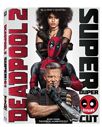 Deadpool 2 DVD movie