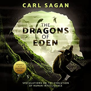 The Dragons of Eden audiobook cover art