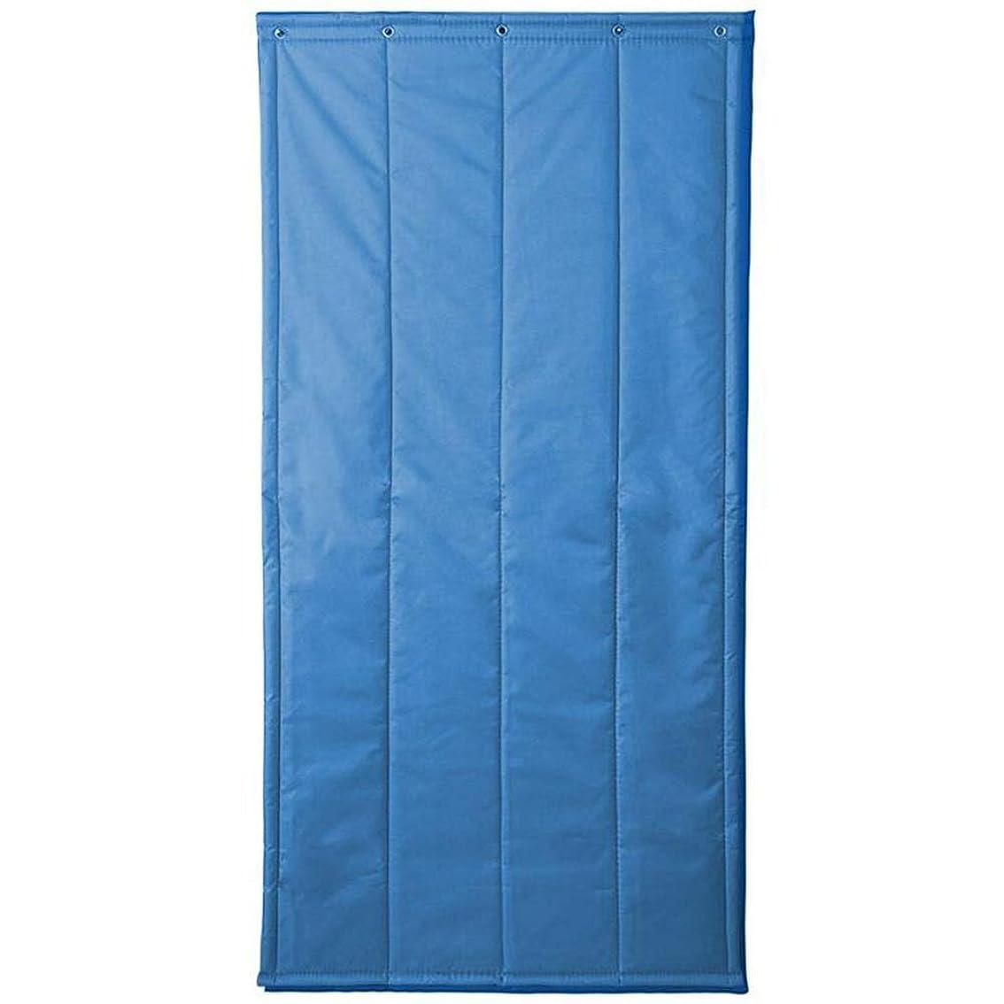 雑品心配統計ドアカーテン 防水 保温 防風 ノイズ減少 屋内パーティション 耐摩耗性、 4つのスタイル、 カスタムサイズ (Color : A, Size : 130x210cm)