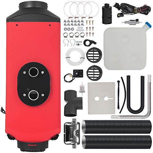 Frantools 3Kw Digitale Heizung Dieselthermostat 12 V Elektrische Heizung Elektrische Gasheizung Für Camper Camper und Bus