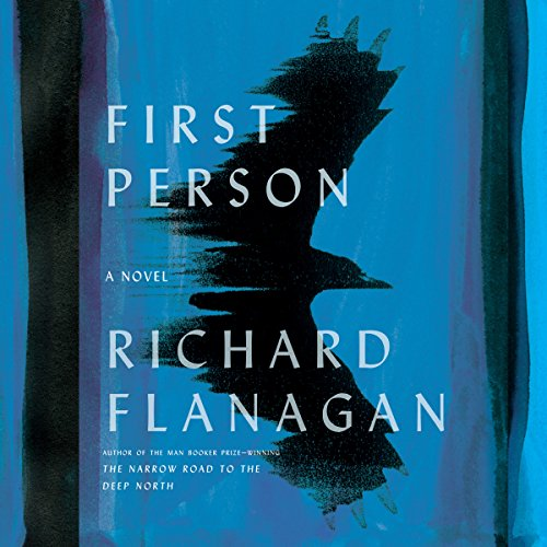 First Person audiobook cover art