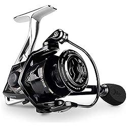 powerful KastKing Megatron Spinning Reel Size 3000 Fishing Reel