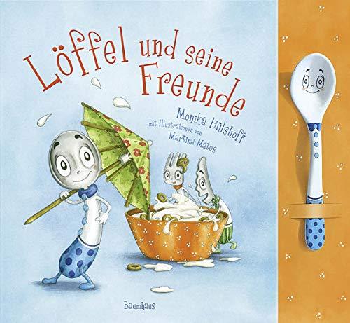 Löffel und seine Freunde: Mit Löffel zum Buch