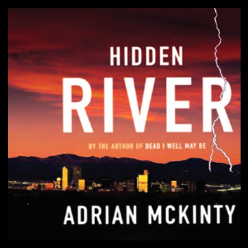 Hidden River audiobook cover art