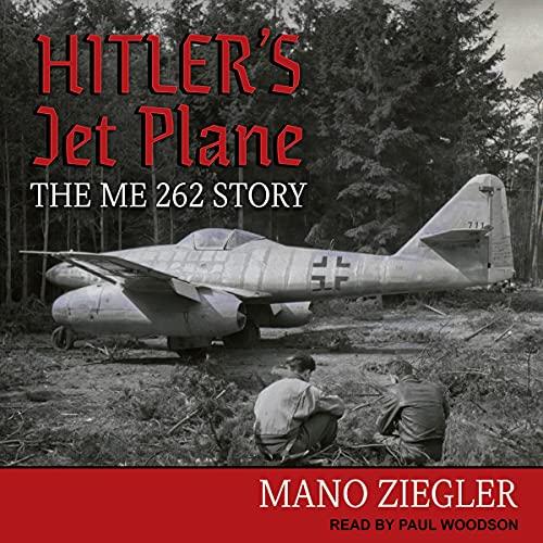 Hitler's Jet Plane cover art