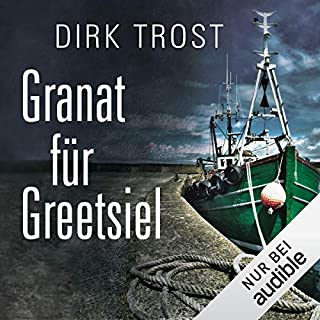 Granat für Greetsiel audiobook cover art