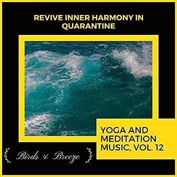 Revive Inner Harmony In Quarantine - Yoga And Meditation Music, Vol. 12