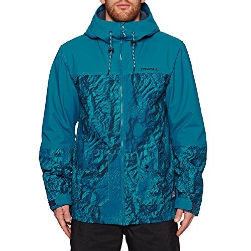 O'Neill Herren Jacke Patrol Snow XL Lyons Blue