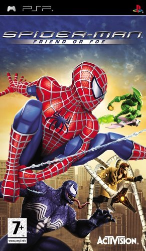 Spider-man: Friend or Foe (PSP) by ACTIVISION