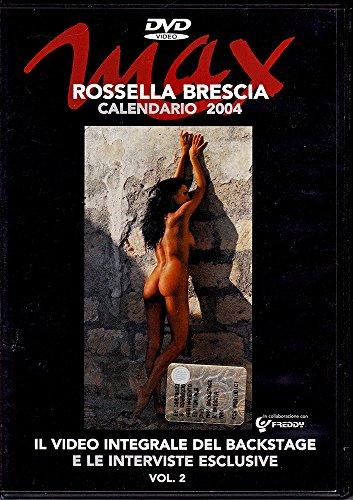 Rossella Brescia MAX calendario 2004