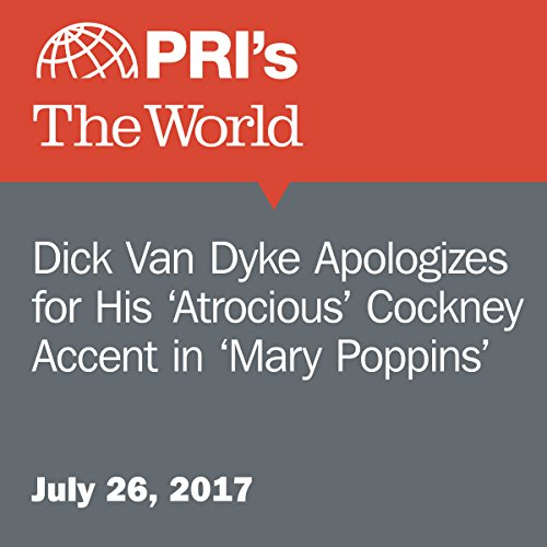 Dick Van Dyke Apologizes for His 'Atrocious' Cockney Accent in 'Mary Poppins' audiobook cover art
