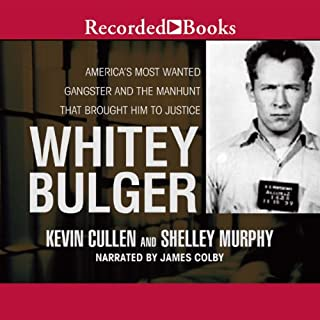 Whitey Bulger cover art