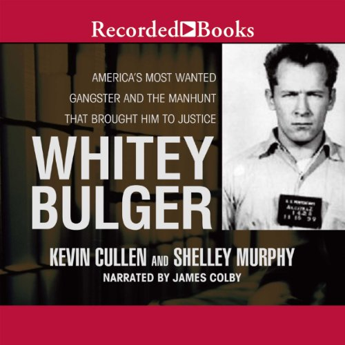 Whitey Bulger audiobook cover art
