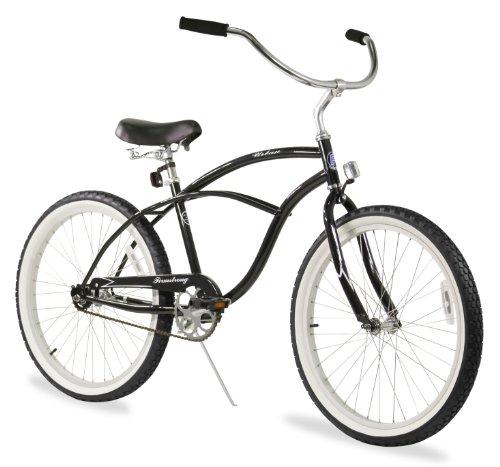 Firmstrong Urban Man Beach Cruiser Bike, Mens...