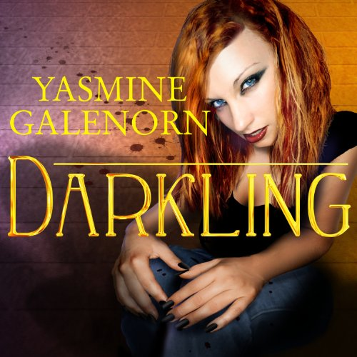 Darkling audiobook cover art