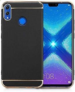 Huawei Honor 8x Black Hard PC Case Cover
