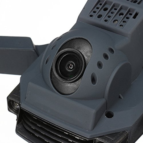 GD88 WiFi FPV mit Weitwinkel-HD-Kamera, High Hold-Modus Faltbarer Arm RC-Quadcopter-Drohne RTF VS VISUO XS809HW JJRC H37 200W