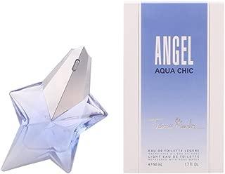 THIERRY MUGLER Angel Aqua Chic Light Eau de Toilette Spray, 1.7 Ounce