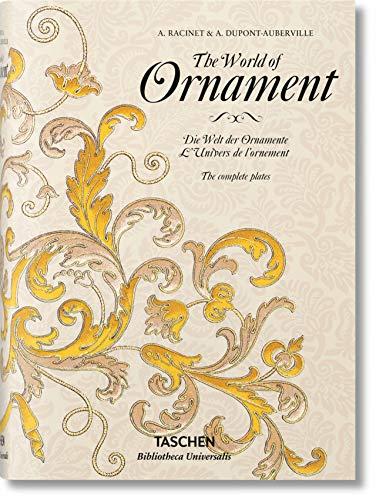 The World of Ornament: BU (Bibliotheca Universalis)