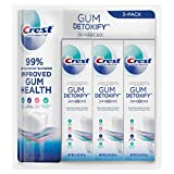 Crest Gum Detoxify Advanced Toothpaste, 5.2 Ounce (Pack of 3)