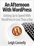 an afternoon with wordpress ebook