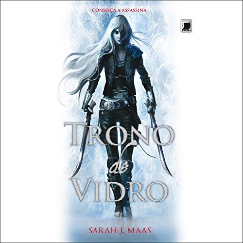 Trono de vidro [Glass Throne] audiobook cover art