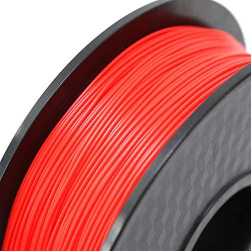 Impresora 3D PanTech Filamento PETG 1.2Kg PLA ABS + MADERA Fibra de Carbono - Rojo