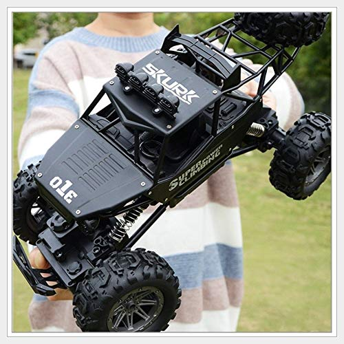 WNSS9 Nueva 4x4 coche teledirigido, Grande 01:10 Off Road Racing RC carro 25km / h Monster High Speed ​​de Vehículos...