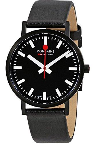 Mondaine Evo Sapphire A660.30314.64SBB.S Reloj de Pulsera para hombres Clásico & sencillo