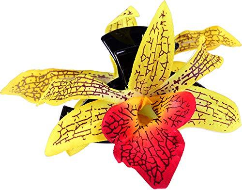 Unbekannt Tiki Flower ORCHIDEEN Blüten Haarspange/Haarblüte Rockabilly