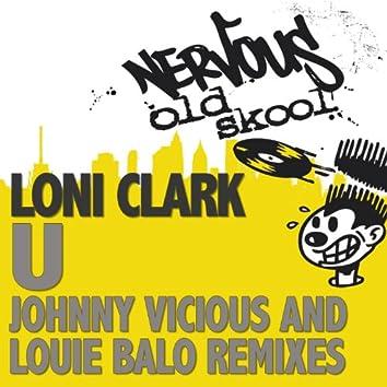 U - Johnny Vicious Remixes