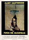 Import Posters Escape from Alcatraz – Clint Eastwood –