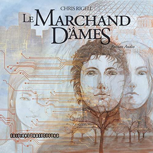 Couverture de Le Marchand d'Âmes